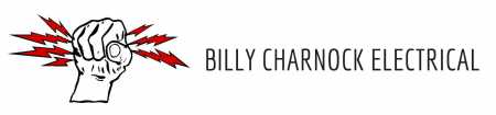 Billy Charnock Electrical  Retina Logo